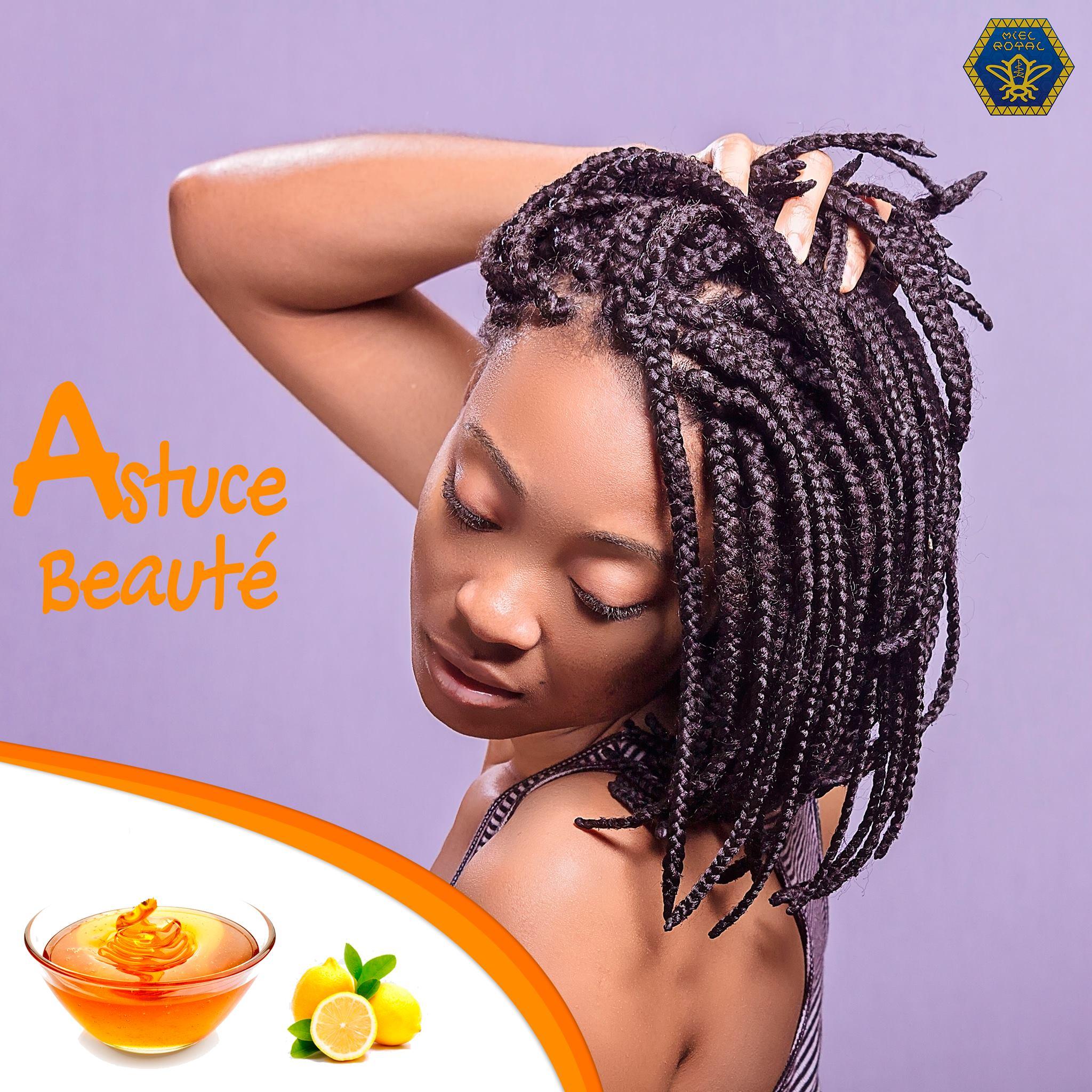 Solution pour des cheveux soyeux