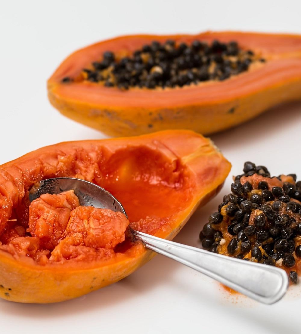 jus de papaye citron miel des Forêts